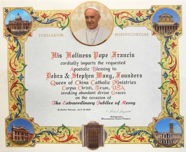 pope-francis-apostolic-blessing