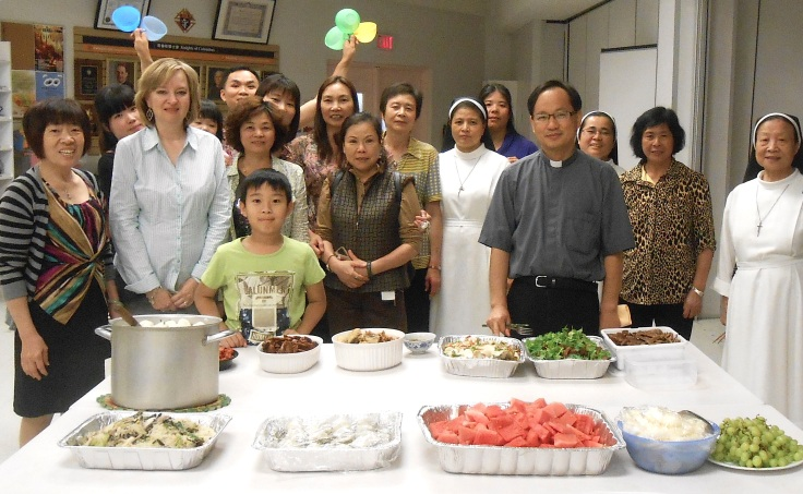 St. Martha's Feast Day Dinner